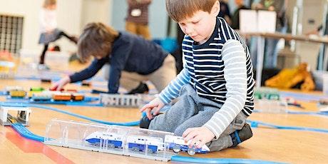 Half-term train fun in Sutton for autistic/ADHD children tickets