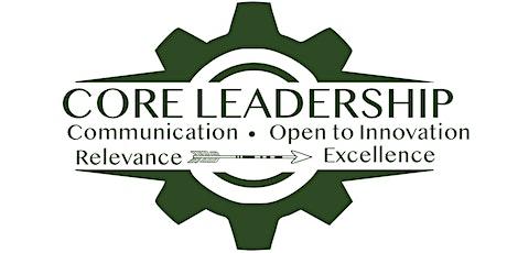 CORE Leadership Speaker Series - Cyber Security tickets