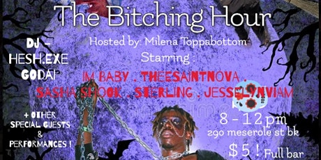 The Bitching Hour presented byThe Quarentea Dolls! tickets