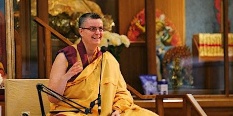 In-depth meditation (IN-PERSON CLASS Nov 3) tickets