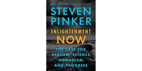 Book Review & Discussion : Enlightenment Now tickets