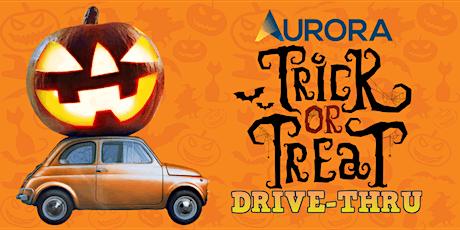 Halloween Drive-Thru tickets