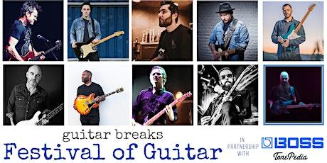 Festival of Guitar 2020 tickets