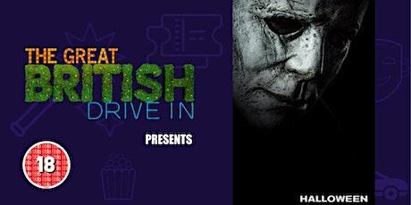 Halloween (Doors Open at 19:15) tickets