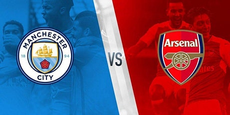 LIVE@!.Arsenal V Manchester City LIVE ON FReE tickets