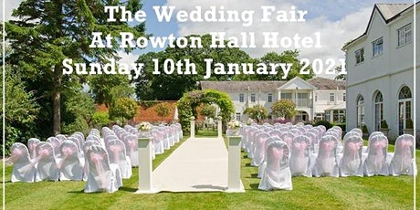 West Cheshire Wedding Fair tickets