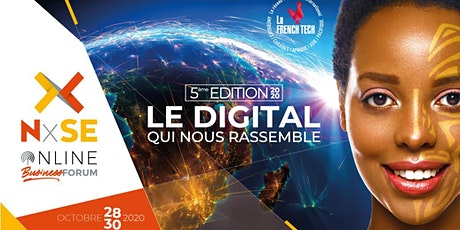 NxSE 2020 Online du 28 au 30 octobre : Workshop billets