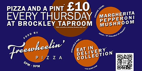 Thursdays at Brockley Taproom tickets