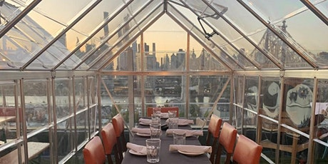 "SUNDAYS: BRUNCH & SUNSETS IN ENCLOSED ""SKY SUITES"" @ SAVANNA ROOFTOP tickets"