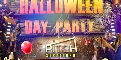Halloween Day Party tickets