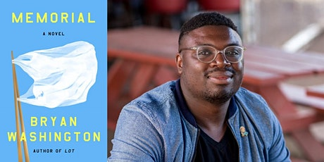 Gramercy Book Club: Meet Bryan Washington! Discuss his new novel, Memorial! tickets