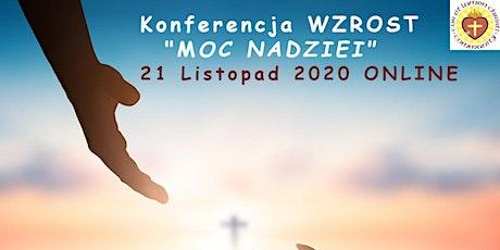 "WZROST ""Moc Nadziei"" ONLINE tickets"