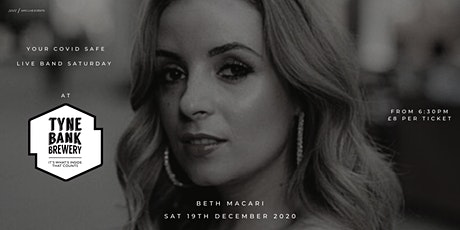 Beth Macari at Tyne Bank Brewery tickets