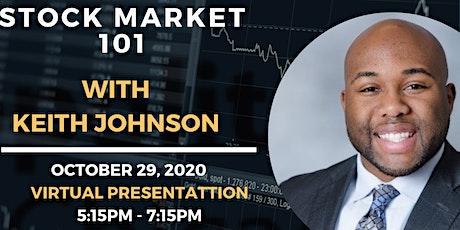 Stock Market 101 with Keith Johnson tickets