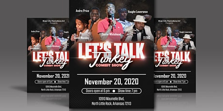 Let's Talk Turkey Comedy Event tickets