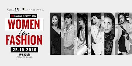 [SR Fashion Business Talk] Ep.12 - WOMEN IN FASHION tickets