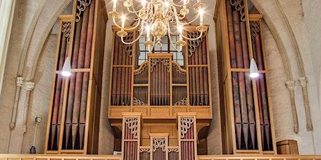 Orgelconcert: Dirk Luijmes m.m.v. Francine van der Heijden (sopraan) tickets