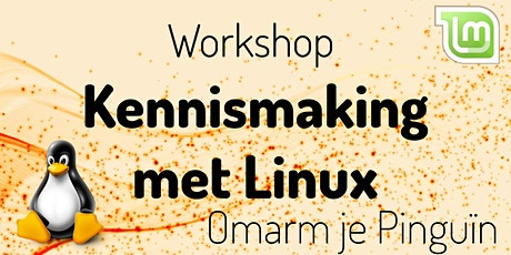 Kennismaking met Linux - Omarm je pinguïn tickets