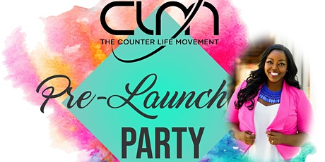 The Counter Life Movement Pre-Launch Party tickets