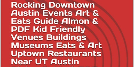 Covid 19  Where to Eat Downtown ATX Restaurants  Almon PDF 3-Day Itinerary tickets