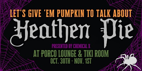 Let's Give 'em Pumpkin to Talk About tickets