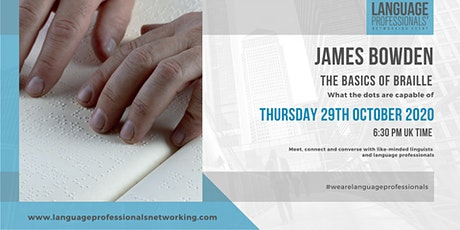 Language Professionals' Networking Event - October 2020 tickets