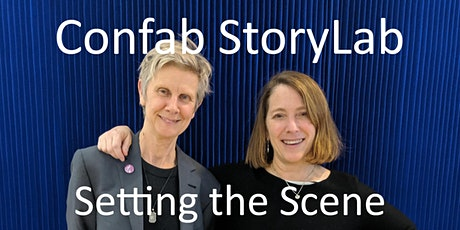 Storylab: Setting the Scene tickets