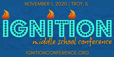 Ignition Conference 2020 - In Person Registration tickets