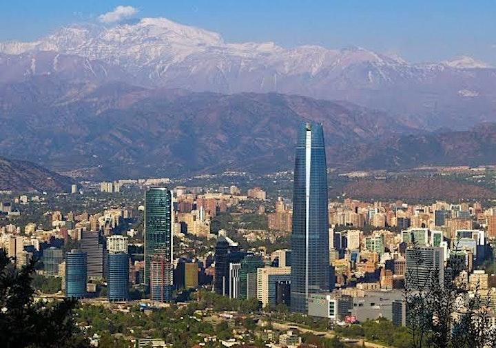 Imagem do evento Chile 2021
