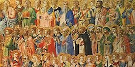 8.30 Eucharist for All Saints Day 1st Nov 2020 tickets
