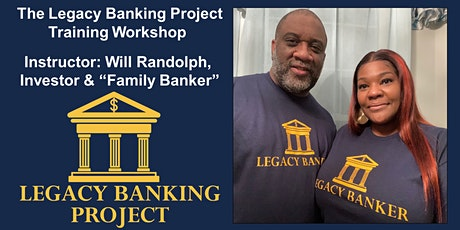 The Legacy Banking Project Workshop tickets