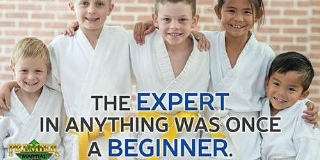 Beginner Martial Arts Class tickets