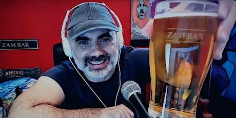 "Zambayonny Show OnLine  #19  ""NOCHE DE FRASES FAVORITAS"" entradas"
