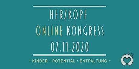 HerzKopf Online Kongress Tickets