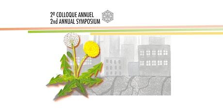 2e colloque annuel du CRITS | CRITS 2nd Annual Symposium tickets