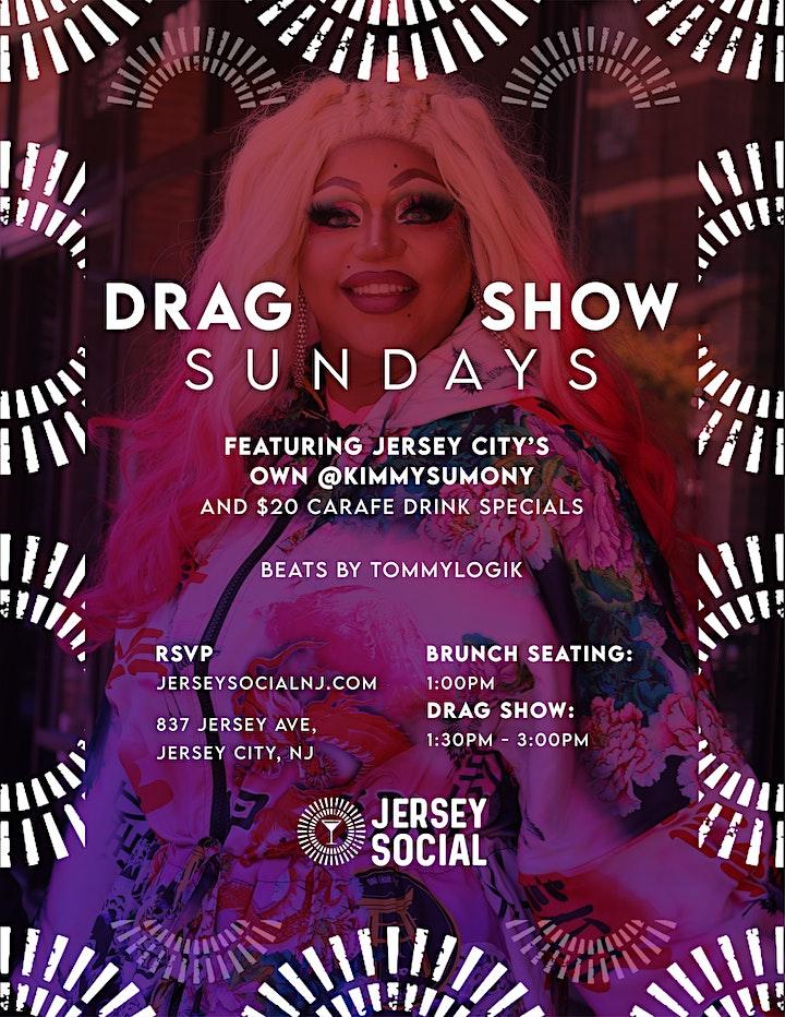 Drag Brunch Sundays image