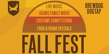 Fall Fest at Dogtap tickets