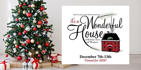 Holiday Tour of Homes presented by the Junior League of Columbus tickets