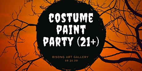 Costume Paint Party tickets