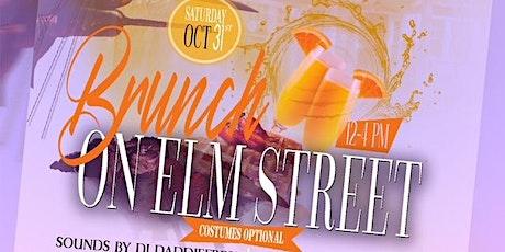 Brunch on Elm Street tickets