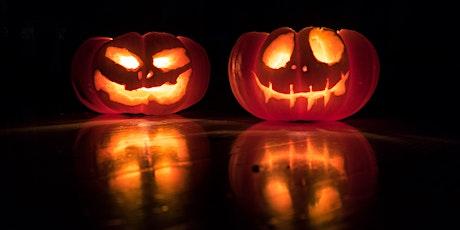HOF WB Carved Pumpkin Contest