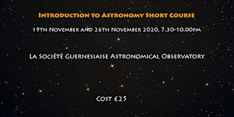Introduction to Astronomy tickets