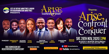 ARISE CONFERENCE 2020 tickets