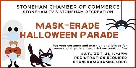 Mask-erade Halloween Parade tickets