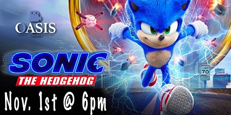 Sonic the Hedgehog  (2020) tickets