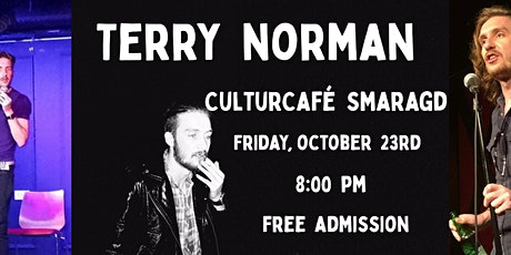 Free Live English Comedy: Terry Norman (IRE) tickets