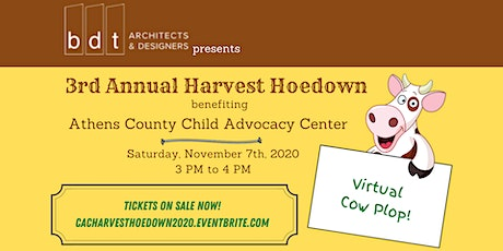 3rd Annual Harvest Hoedown tickets