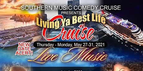 Southern music comedy cruise tickets