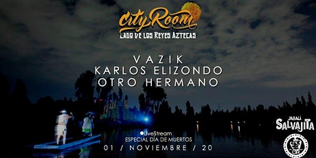 City Room: Lago De Los Reyes Aztecas  boletos