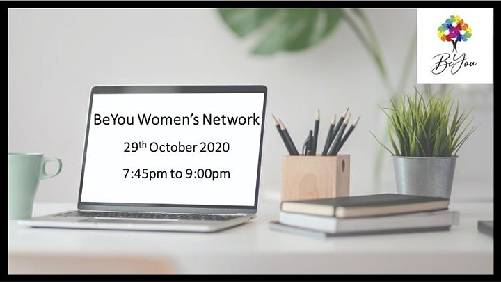 BeYou Women's Networking Event image